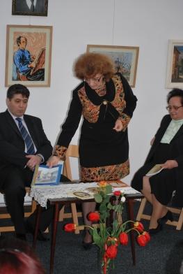 """lansare """"Pegasul dă cu copita""""Muzeul de Artă Roman"""