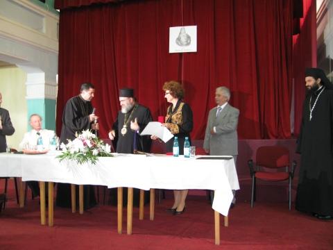 """ec Lumina Ortodoxiei româneşti"""""""